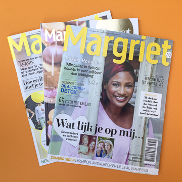 Interviews en achtergrondverhalen: Margriet