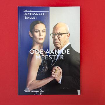 Folders - Brochures - Programmaboekjes - Het Nationale Ballet