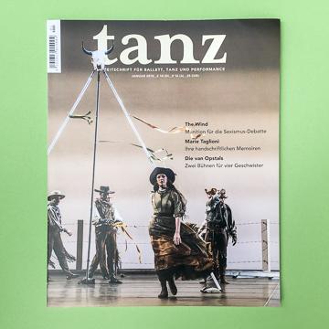 Interviews en achtergrondverhalen: Tanz